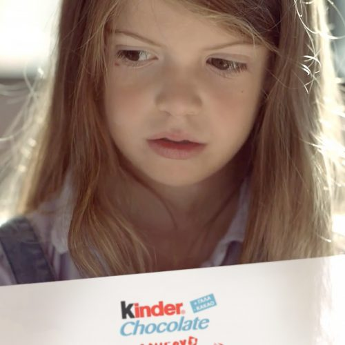 KINDER – THE ART PROJECT