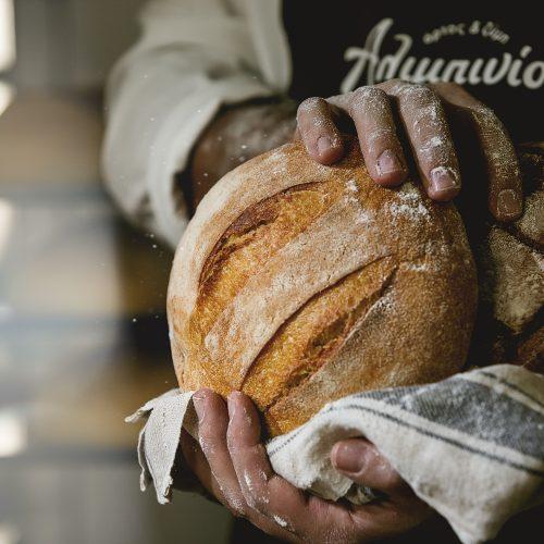 ALIMPINISIS Bread